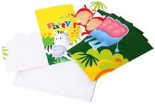 Riethmuller - Safari Invitation Cards