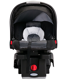 Graco SnugRide Click Connect 30 Infant Car Seat - Licorice