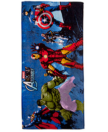 Avengers Towel - Multicolour