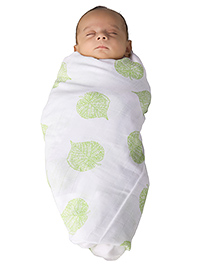 Kaarpas Swaddle Pack of 1 - Leaf