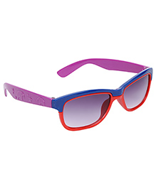 Kids Sunglasses Dual Color - Blue And Red