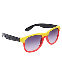 Kids Sunglasses Yellow And Red