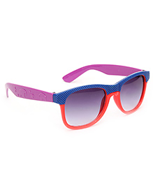 Kids Sunglasses Blue And Red