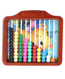 Ratnas Educational 2 In 1 Learn To Count Slate
