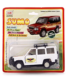 Centy Tata Sumo Taxi Open Able Doors
