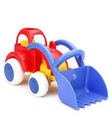 Viking Jumbo Tractor - Red And Blue