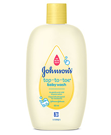 Johnson's Baby Top To Toe Wash - 50 Ml - 50ml