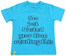 Half Sleeves T-Shirt - Blue