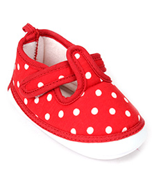 Little's Musical Shoes - Red