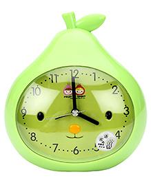 Alarm Clock Guava Shape - Green