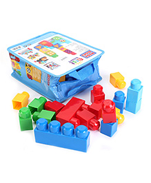 Mega Bloks First Builders Number Blocks