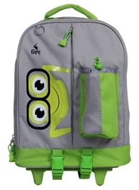 Game - Green Peppy School Trolley Bag