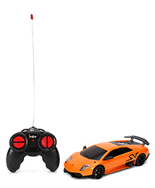 Mitashi Dash Lamborghini Murcielago LP670-4 SV BO Remote Controlled Car - Orange