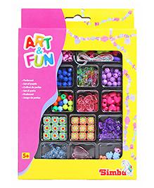 Simba - Art & Fun Plastic Beads
