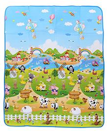 Animal Print Play Mat - Multicolor - 594823