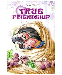 True Friendship Story Book - English