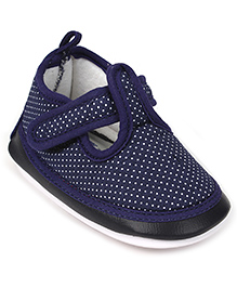 Little's Musical Shoes - Navy