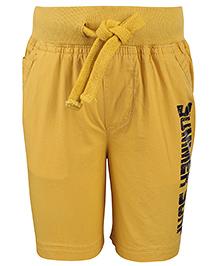 Babyhug Shorts