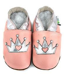 Augusta Baby Pink Princess Shoes