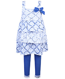 ABS by Allen Schwartz Sleeveless 2 Pc Dress Set