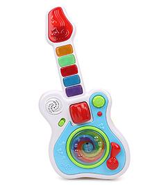 Little's Rock Guitar - Multicolor
