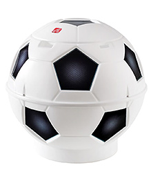 Step2 Soccer Ball Toy Chest - Black And White