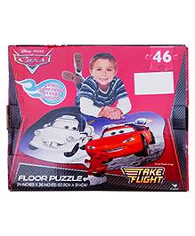Disney Pixar Cars Around Me Floor Puzzle - 46 Pieces