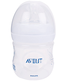 Avent Natural Baby Bottle - 125 Ml