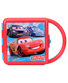 Disney Pixar Cars Lunch Box With Handle - Red
