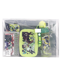 Ben 10 School Kit Green - Pack Of 5