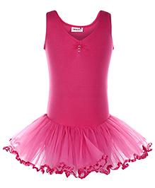 Wenchoice Rhinestone Tutu Ballet Dress