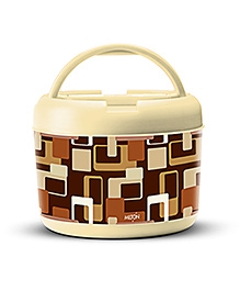 Milton Brunch Maxx Lunch Box Beige - 449 G