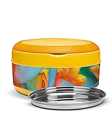 Milton Small Bite Lunch Box Yellow - 472 G