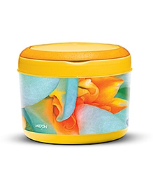 Milton Big Bite Lunch Box Yellow - 594 G
