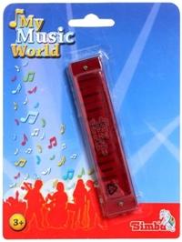 Simba - My Music World Mouth Harmonica