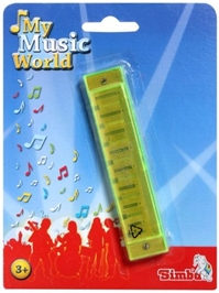 Simba Harmonic My Music World - 13 Cm