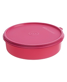Signoraware New Classic Small Round Container Pink - 550 Ml