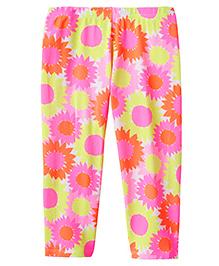 Jumping Beans Floral Leggings