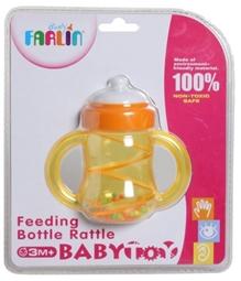 Farlin Feeding Bottle Rattle