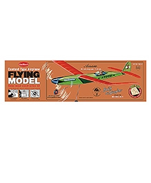 Guillow's Arrow 28 Contest Balsa Wood Scale Model With 3 Mode Power Flying