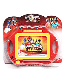 Power Rangers Magnetic Writing Board