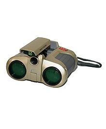 Adraxx Spy Thriller Toy Binocular With Night Vision LED Lights