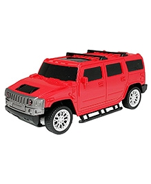Adraxx Popular SUV RC Toy Car - Red