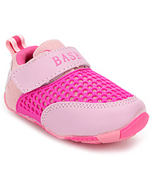 Bash Sneakers With Velcro Closure - Pink