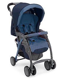 Chicco Simplicity Plus Stroller - Blue