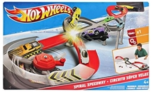 Hot Wheels Spiral Speed Way
