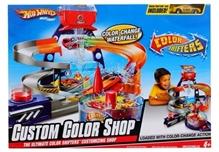 Hot Wheels - Color Shifters Custom Color Shop