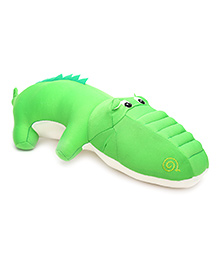 Tickles Crocodile Soft Toy Green - 14 Inches