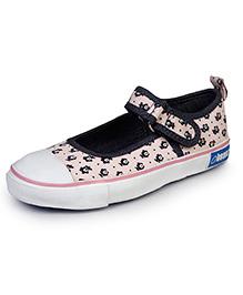 Beanz Rush Rhea Sneakers - Pink & Purple