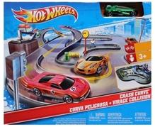 Hot Wheels - Crash Curve